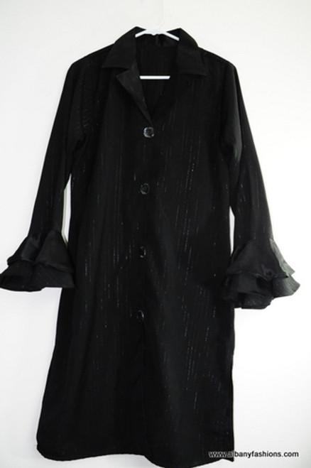 Short Black Abayas / Jilbabs / Hijabs / Indian Burka