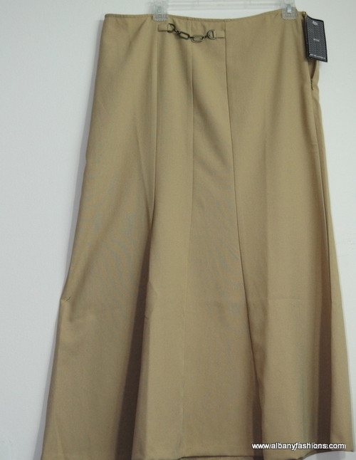 Cream NYCC Long Skirt Size 12