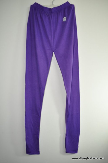 Indian Leggings - Purple