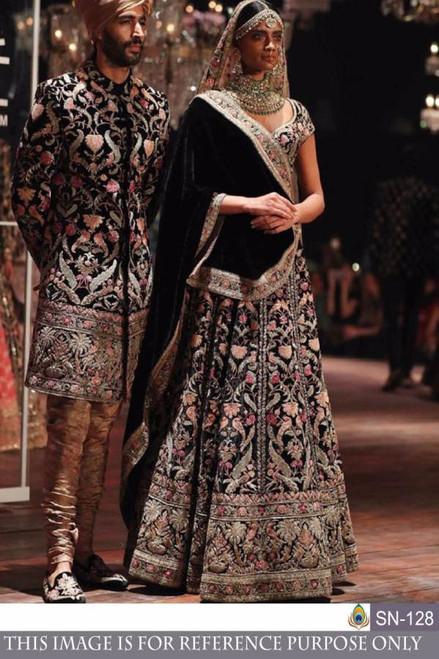 1004 Indian Wedding Lehenga