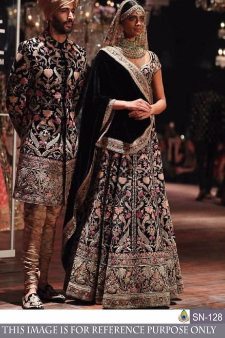 Latest Indian Wedding Lehenga 2019_Bridal_5