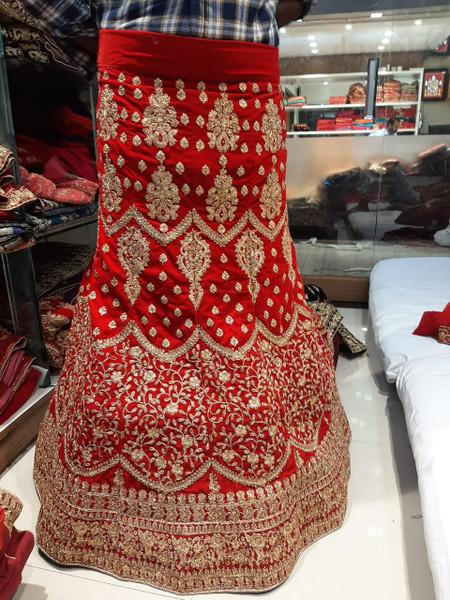 Wedding Gown 03 (un-stitched)