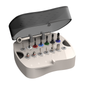 Premium Surgical Tools Kit   Compact kit with everything you need for implant surgery