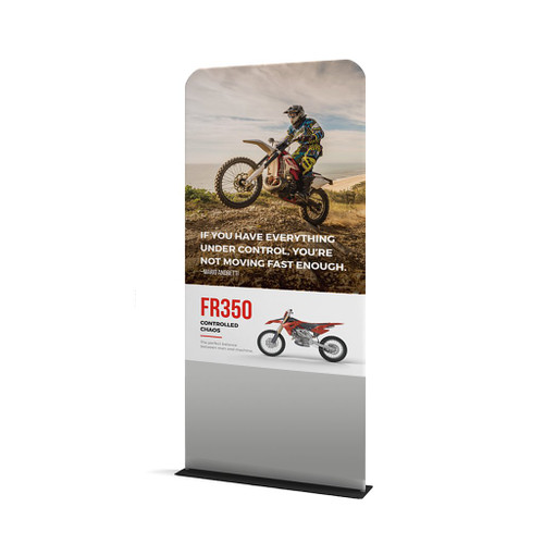"""WaveLine® Banner Stand Tension Fabric Display 48"""""""