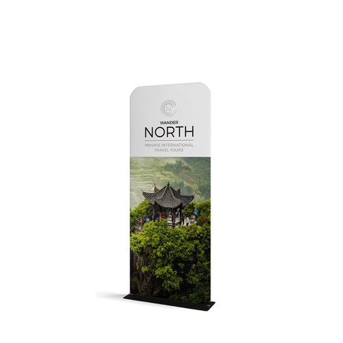 """WaveLine® Banner Stand Tension Fabric Display 36"""""""