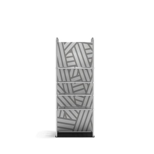 WaveLine® Merchandiser Retail Pop Up Store Display Banner Stand