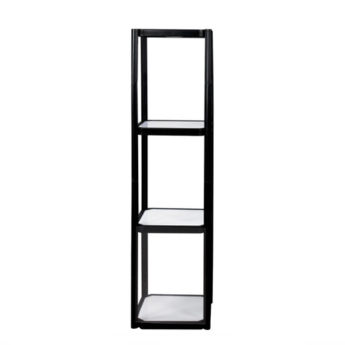 Twist Portable Display Cabinet 3 Shelves