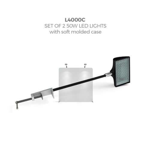 L4000C LED Light for Wavelinemedia