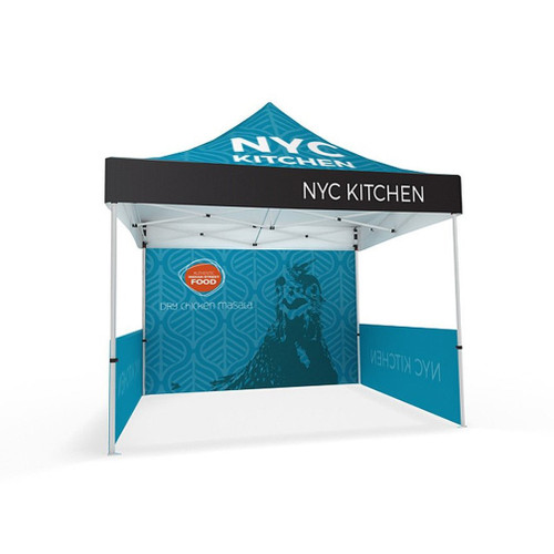 Outdoor Popup Canopy Tent - 10ft Kit (TENT-KG-10TFH-KIT)