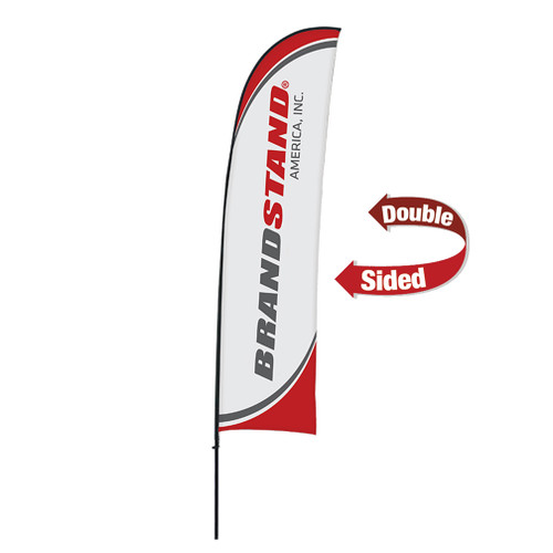 Blade Flag - 15ft Double-Sided Outdoor Flags