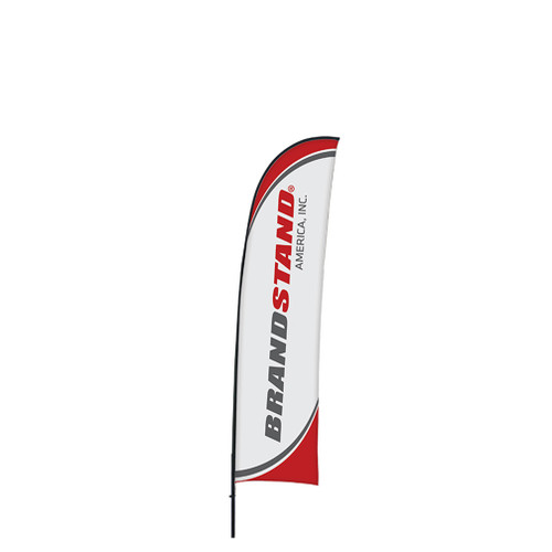 Blade Flag Small - 9ft Single-Sided Outdoor Flags