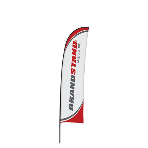 Blade Flag Small - 11ft Single-Sided Outdoor Flag