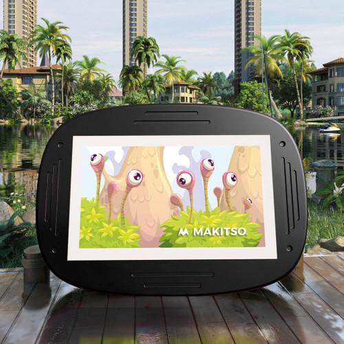 "Sslab JR 32""4K Digital Signage and Table Top Display Black"
