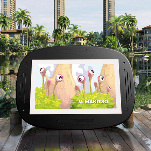 "Sslab JR 32""4K Digital Signage and Table Top Display Black"