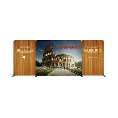 Waveline Media WLMEFE Tension Fabric Display