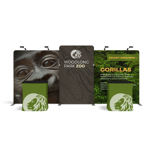 WLMNKN WaveLine Media® Display Kit
