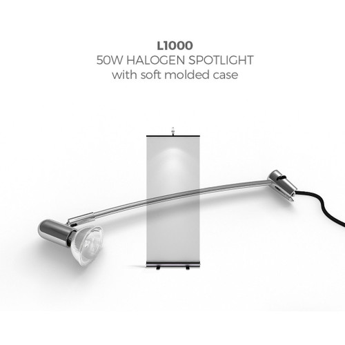 L1000 50W Spotlight for Roll ups