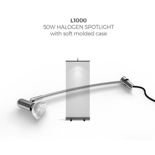 L1000 50W Spotlight for Roll ups