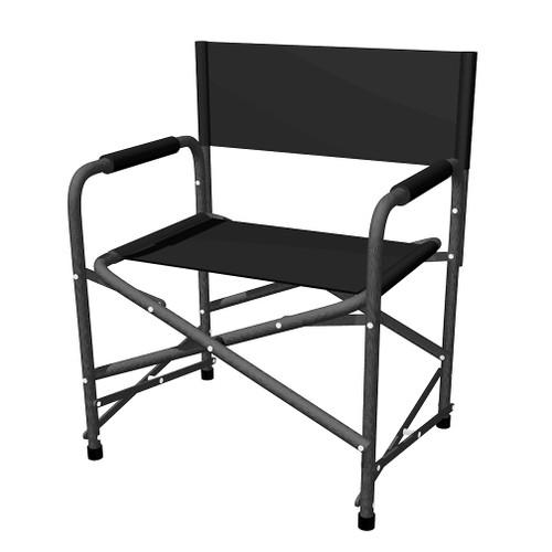 Standard Directors Chair - Black