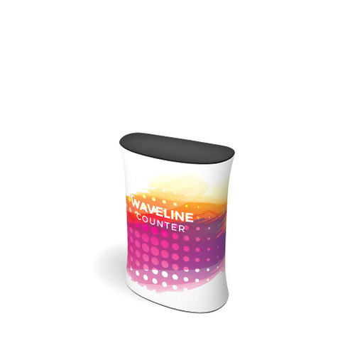 WaveLine® Counter for trade shows and events