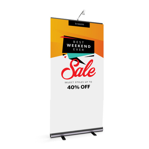 Makitso Rollup 1 Retractable Banner Stand