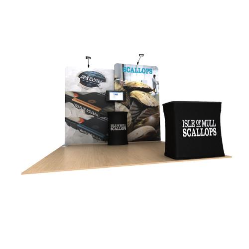 WaveLine® Media Scallop-A KIT (WLM-KG-SCALLOP-A)