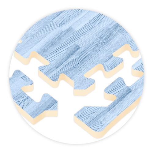 Soft Wood Blue