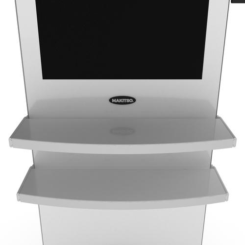 Makitso® Blade Rectangular Shelf
