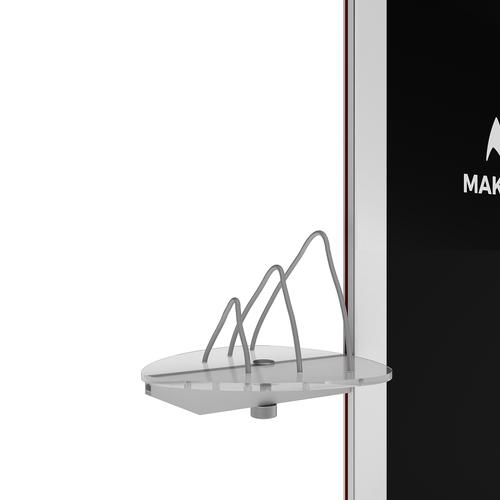 Makitso® Blade Plexglass Brochure Holder