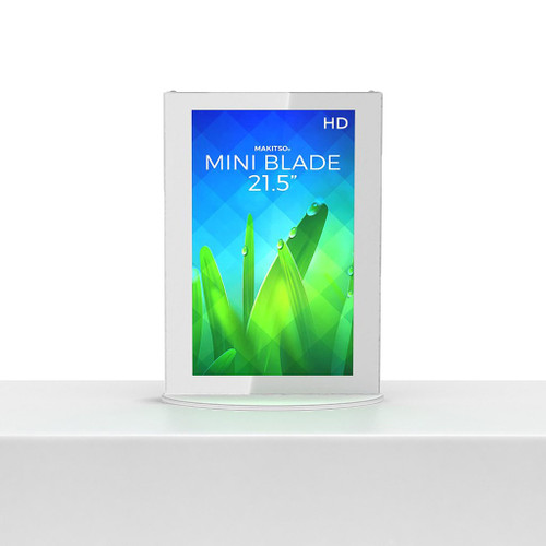 Mini Blade - Mini Blade Kiosk, White, Standard Interface - 21.5""