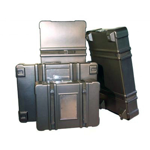 Heavy-Duty Molded Shipping Case