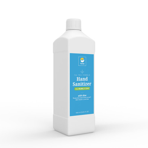 Hanz™ 1L Sanitizing Gel with Aloe