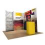 WaveLine® Merchandiser Kit 20 / 10ft (MDSR-KG-K20FS-B)