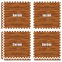 Soft Wood Dark Oak (SW-DKOK)
