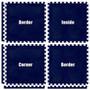 Soft Carpet Royal Blue