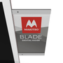 "Blade 40"" - 4K Digital Signage Kiosk - Blade Kiosk, Black, Pro Interface, Touch"