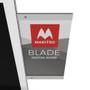 "Blade 58"" - 4K Digital Signage Kiosk - Blade Kiosk, Black, Pro Interface, Touch"