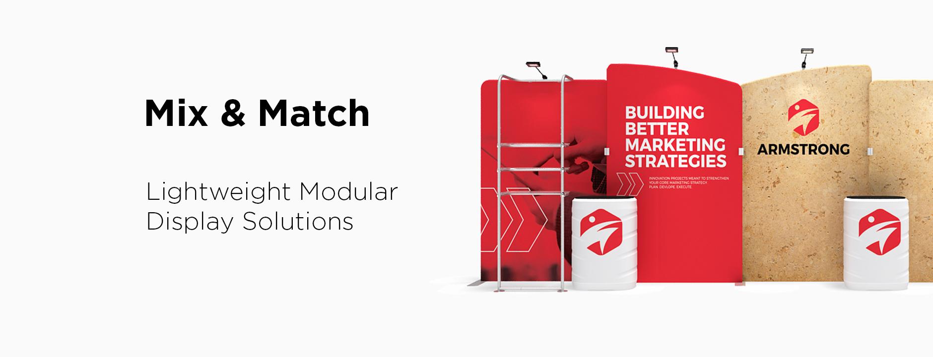Shop Mix and Match Displays