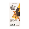 Theo Salted Almond 70% Dark Chocolate Bar, 3 oz