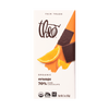Theo Orange 70% Dark Chocolate Bar, 3 oz
