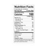 Theo Pure 45% Milk Chocolate Nutrition Facts