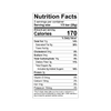 Theo Mint Dark Chocolate Nutrition Facts