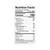 Theo Raspberry 70% Dark Chocolate Nutrition Facts
