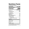 Theo Root Beer Barrel 55% Dark Chocolate Bar Nutrition Facts