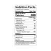 Theo Bread & Chocolate 70% Dark Chocolate Bar Nutrition Facts