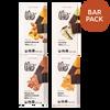 Theo Vegan 4-Bar Pack