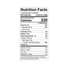 Theo Dark Chocolate Peanut Butter Cups Nutrition Facts