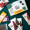 Theo Virtual Chocolate Tasting Class contents