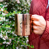 Theo Flagship Icons Copper Camp Cup with Hand