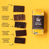 Unwrapped bars - inspired chocolate collection